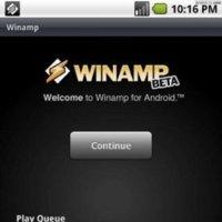 Winamp Beta liberada finalmente para Android