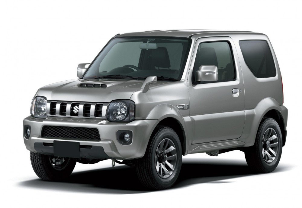 Suzuki Jimny 2018 7