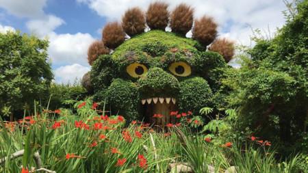 Terra Botanica, el primer parque de atracciones vegetal