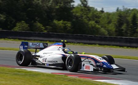Matias Laine renueva con Strakka Racing para la Fórmula Renault 3.5