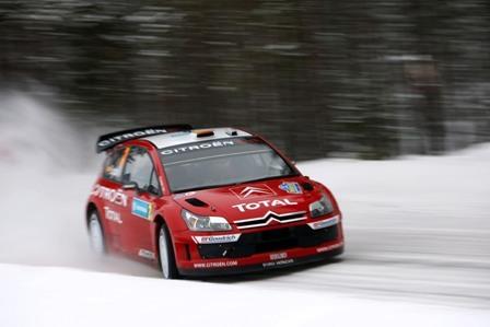 Dani Sordo será penalizado con 5 minutos en el Rally de Suecia