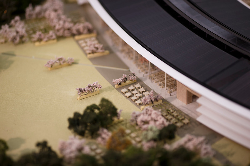 Foto de Maqueta del Campus 2 de Apple (2/22)