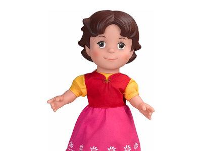 La muñeca Heidi de 36cm está  a la venta por 14,95 euros en la promoción limite48H de El Corte Inglés