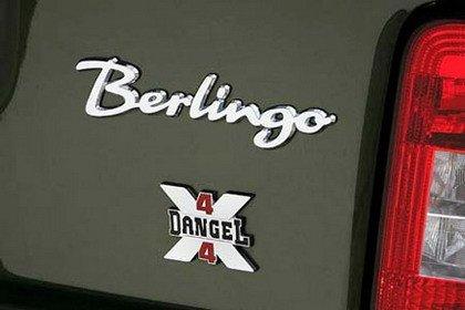 Dangel 4x4 Citroën Berlingo