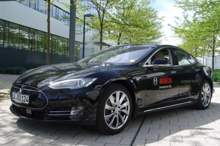 Conduccion Autonoma Bosch