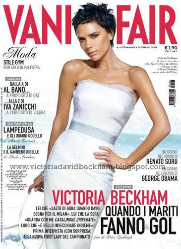 Boquitas de Piñón: Victoria Beckham (...otra vez)