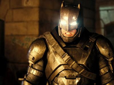 Cómic en cine: 'Batman v Superman: El amanecer de la Justicia', de Zack Snyder