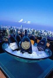 Bar en Bangkok para ver las estrellas