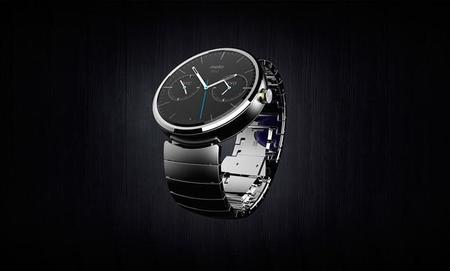 Moto 360, conoce a detalle el tan esperado smartwatch de Motorola