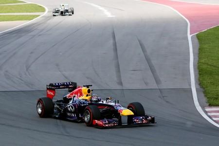 Polémica a la vista. ¿Tiene Red Bull un sistema de control de tracción?