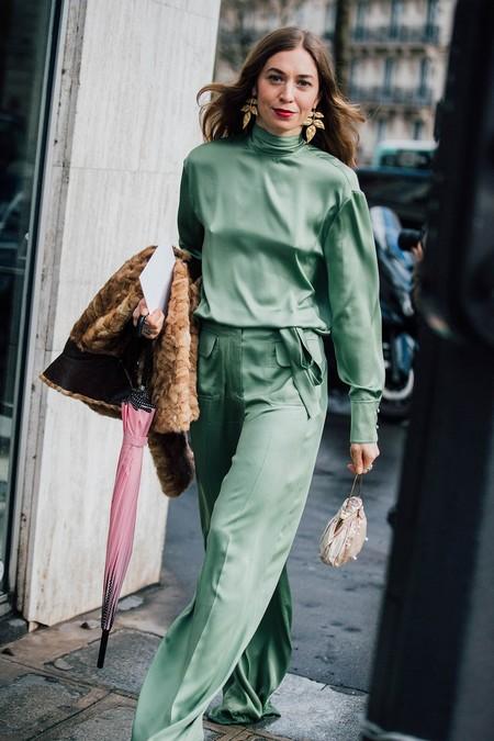 Mint Green Look © Jonathan Daniel Pryce