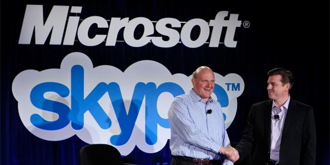 Microsoft & Skype