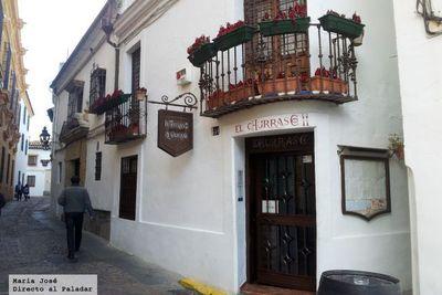 Restaurante El Churrasco, disfrutar los mejores platos cordobeses
