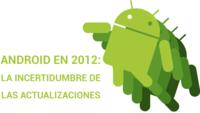 Android en 2012: Resolver la incertidumbre de las actualizaciones