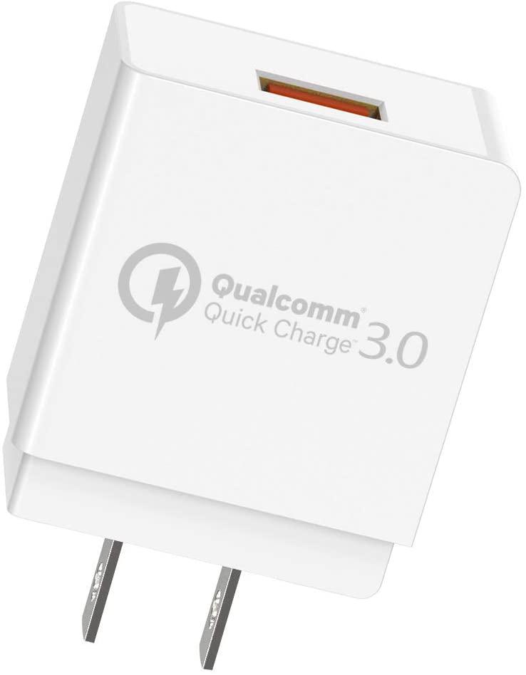 Quick Charge 3.0 Cargador de pared USB