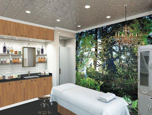 Khiel 39 s presenta su primer spa for Decorar mi centro de estetica