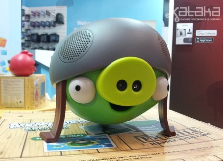 Gear4 Angry Birds Speakers