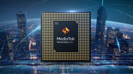 MediaTek Dimensity 820: el nuevo procesador de gama media tiene 5G integrado y soporta pantallas de 120 Hz