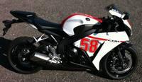 "Honda CBR1000RR ""58 SIC"" Special Edition a subasta en Ebay"