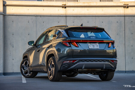 Hyundai Tucson Prueba De Manejo Opinones Mexico Resena 35