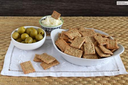 Regañás integrales de masa madre: la receta más fácil para aprovechar las sobras de tu fermento natural