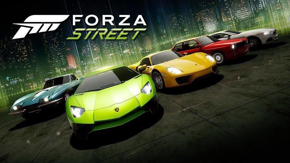 El simulador de coches 'Forza Street' llegará a iPhone y iPad el 5 de mayo