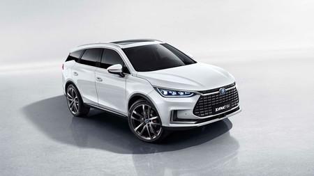 Este SUV eléctrico chino de hasta 520 km de autonomía va a llegar a Europa para hacer temblar al Audi e-tron y compañía