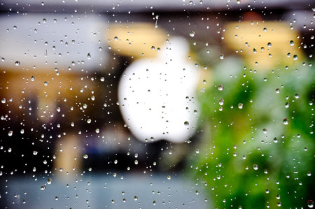 apple lluvia