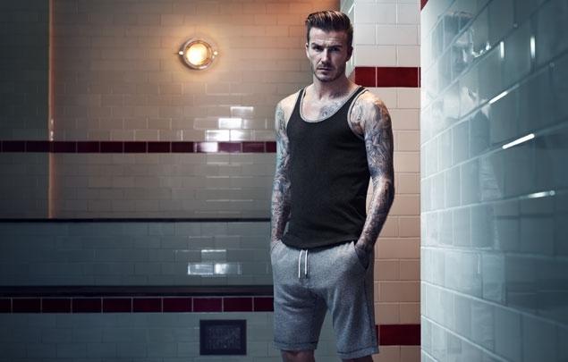 Foto de David Beckham para HM (5/5)