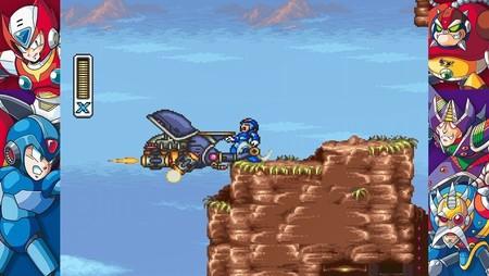 Mega Man X2 Modo Facil 01