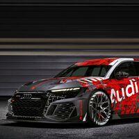 ¡Temible! El Audi RS 3 LMS para el TCR ya está aquí con 340 CV y una aerodinámica creada sin túnel de viento