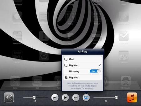 AirServer en el iPad