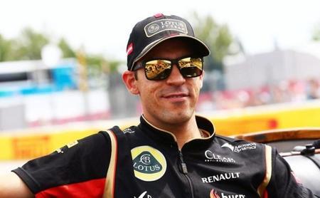 Pastor Maldonado admite que ir a Lotus fue un riesgo