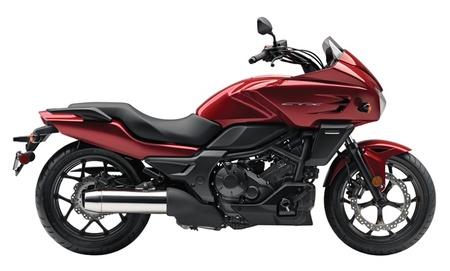 Honda presenta por sorpresa sus nuevas Honda CTX700 y Honda CTX700N