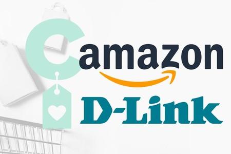 13 ofertas en conectividad y vídeo vigilancia de D-Link en Amazon