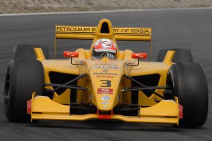 Milos Pavlovic consigue su soñada victoria en Spa