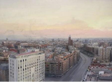 Antonio López, el pintor vivo más cotizado actualmente en España