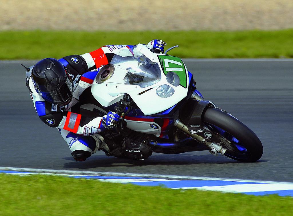 Foto de Imágenes oficiales BMW HP2 Sport (46/47)