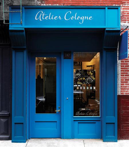 """La """"Maison de Parfums Atelier Cologne"""" abre su primera boutique en París"""