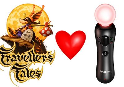 En Traveller's Tales lo tienen claro: Sony Motion Controller mejor que Natal