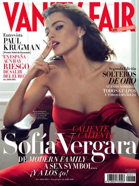 Sofia Vergara Vanity Fair