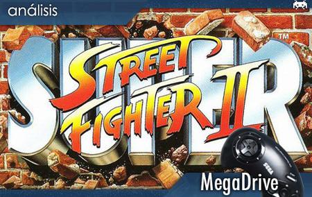 "Análisis de 'Super Street Fighter 2' para MegaDrive. ""¡Hadouken!"""