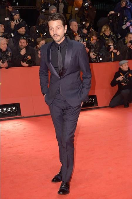 Diego Luna Berlinale Premiere Red Carpet