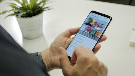 Pantalla Galaxy S9