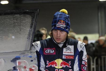 Kimi Raikkonen competirá 2011 con Citroën