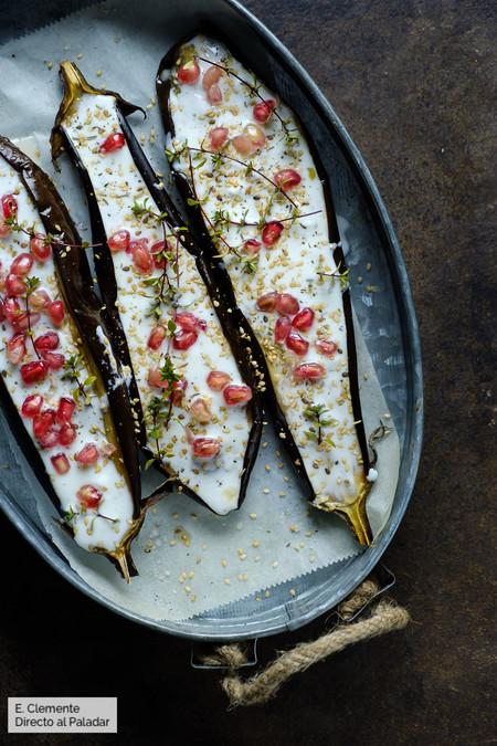 Amantes de las berenjenas y la comida sana: estas 67 recetas os van a conquistar este verano