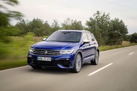 Nuevo Volkswagen Tiguan R: la versión más potente jamás vista del SUV más exitoso de Volkswagen parte de 60.485 euros