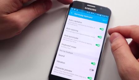 Teclado Samsung 2