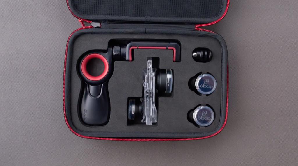 Olloclip Filmers Kit