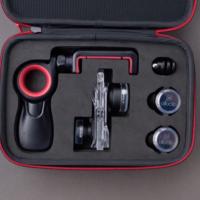 Olloclip lanza un pack de accesorios definitivo para los que graben vídeo a menudo con el iPhone 7
